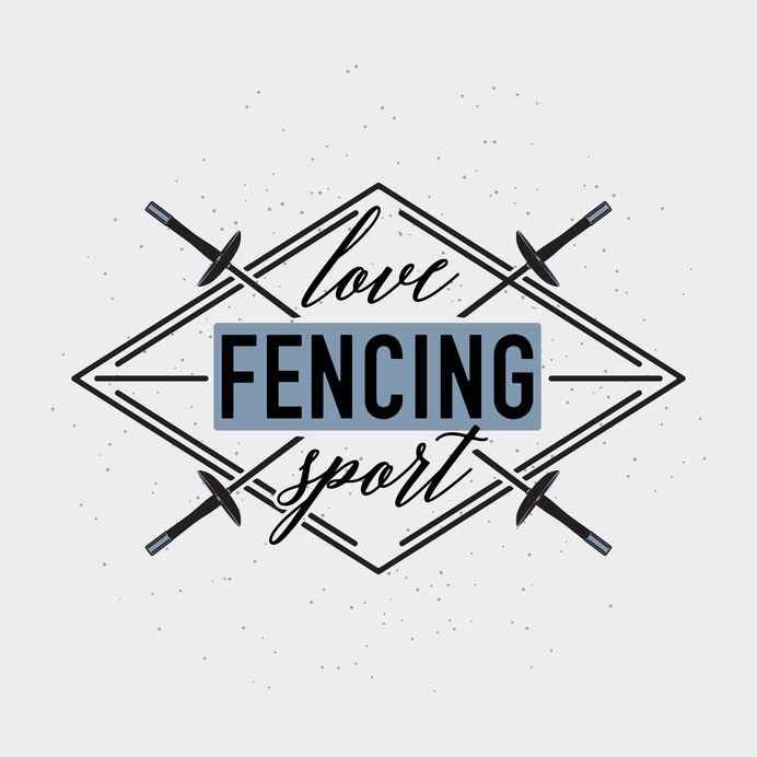 LOVE FENCING SPORT